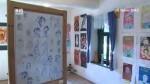 Práce žáků Základní umělecké školy vystaveny v Betlémě.