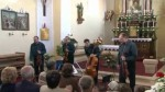 Koncert vážné hudby v Kameničkách.