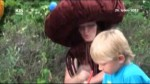 Holetín připravil pro děti Pohádkový les.