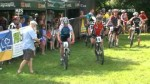 Rataje hostily závod horských kol.