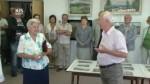 Výstava ke 100 letům Hamerské přehrady.
