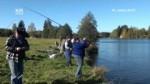 Tradiční rybářské závody na Dlouhém
