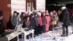 Česko zpívalo koledy i na Betlémě