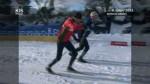 Mistrovství ČR v zimním triatlonu v Hlinsku