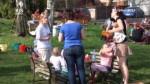 Pálení čarodějnic v mateřském centru