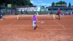 Dva dětské tenisové turnaje