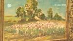 Malíři Kameniček – J. Dvořák a K. Wagner