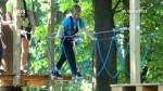 Lanový park pro děti i dospělé