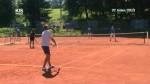 Turnaj čtyřhry neregistrovaných tenistů