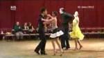 Taneční soutěž hobby párů