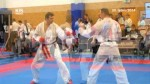 Hlinečák na World karate cup