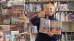 Autorské čtení vdětské knihovně
