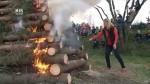 Tradiční pálení Čarodějnic