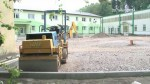 Nové parkoviště v Olšinkách