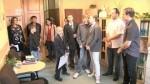 Úspěšní karatisti pozváni na radnici