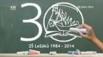 Ležákovka slaví 30 let