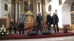 Spirituál Kvintet opět v hlineckém kostele