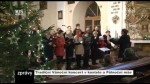 Tradiční Vánoční koncert v kostele a Půlnoční mše