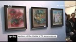 Výstava Jiřího Vaňka k 75. narozeninám