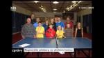 Regionální přebory ve stolním tenisu