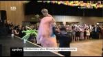 Studentský ples hlineckých gymnazistů