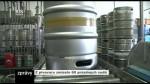 Z pivovaru zmizelo 60 prázdných sudů