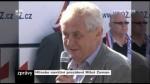 Hlinsko navštíví prezident Miloš Zeman