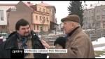 V Hlinsku natáčel Petr Nárožný