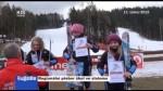 Regionální přebor škol ve slalomu