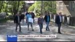 Zástupci radnice prošli Blatno s občany