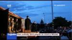 Vlak svobody 2015 přijede do stanice Hlinsko
