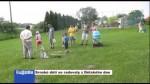 Srnské děti se radovaly z Dětského dne