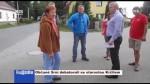Občané Srní debatovali se starostou Krčilem