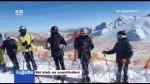 Ski klub na soustředění