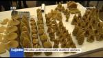 Chladný podzim provoněla medová výstava