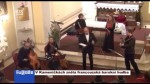 V Kameničkách zněla francouzská barokní hudba