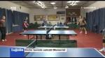 Stolní tenisté sehráli Memoriál
