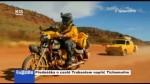 Přednáška o cestě Trabantem napříč Tichomořím