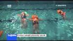 Prvňáci zahájili plavecký výcvik