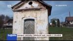Veřejné zakázky: hřbitovní zeď, kaple a chodník