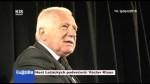Host Ležáckých podvečerů: Václav Klaus