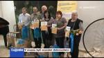 V muzeu byli oceněni dobrovolníci