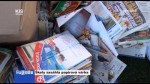 Školy zasáhla papírová várka