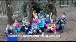 Ležákovka na škole v přírodě v Krkonoších