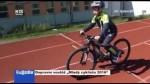 """Dopravní soutěž """"Mladý cyklista 2016"""""""
