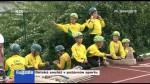 Dětská soutěž v požárním sportu