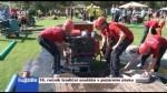 16. ročník tradiční soutěže v požárním útoku