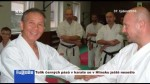 Tolik černých pásů v karate se v Hlinsku ještě nesešlo