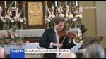 Houslový koncert Josefa Špačka