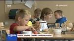 Školní jídelna Ležáků zahájila provoz